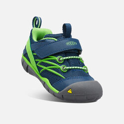 Toddlers' Chandler CNX in Poseidon/Jasmine Green - small view.
