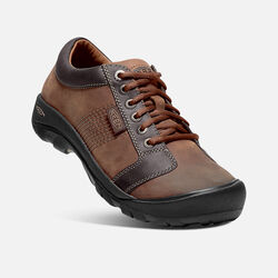 Men's Austin in Chocolate Brown - small view.