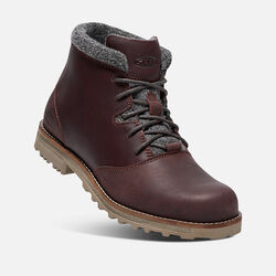Men's 'The Slater' Waterproof Boot in Gibraltar/Raven - small view.