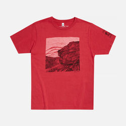 Men's Gold Butte, NV T-Shirt in  - small view.