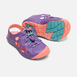 Toddlers' Rio in Purple Heart/Coral Fusion - small view.