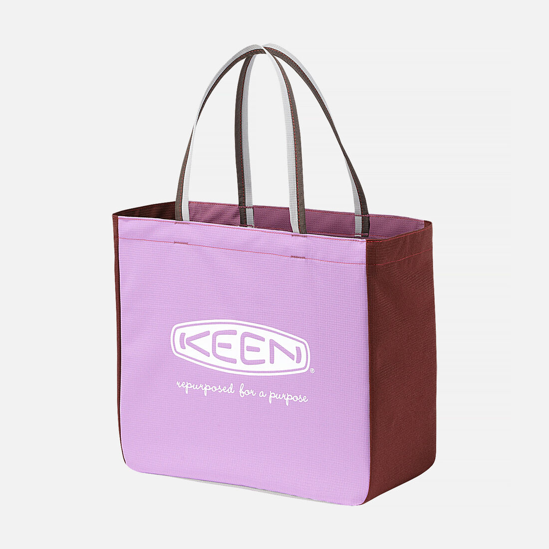 Keen Harvest II Tote Bag in Regal Orchid - large view.