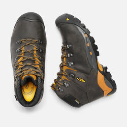 Men's Cleveland (Soft Toe) in Raven/Inca Gold - small view.