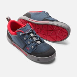 Big Kids' ENCANTO WESLEY LOW in Midnight Navy/Formula One - small view.