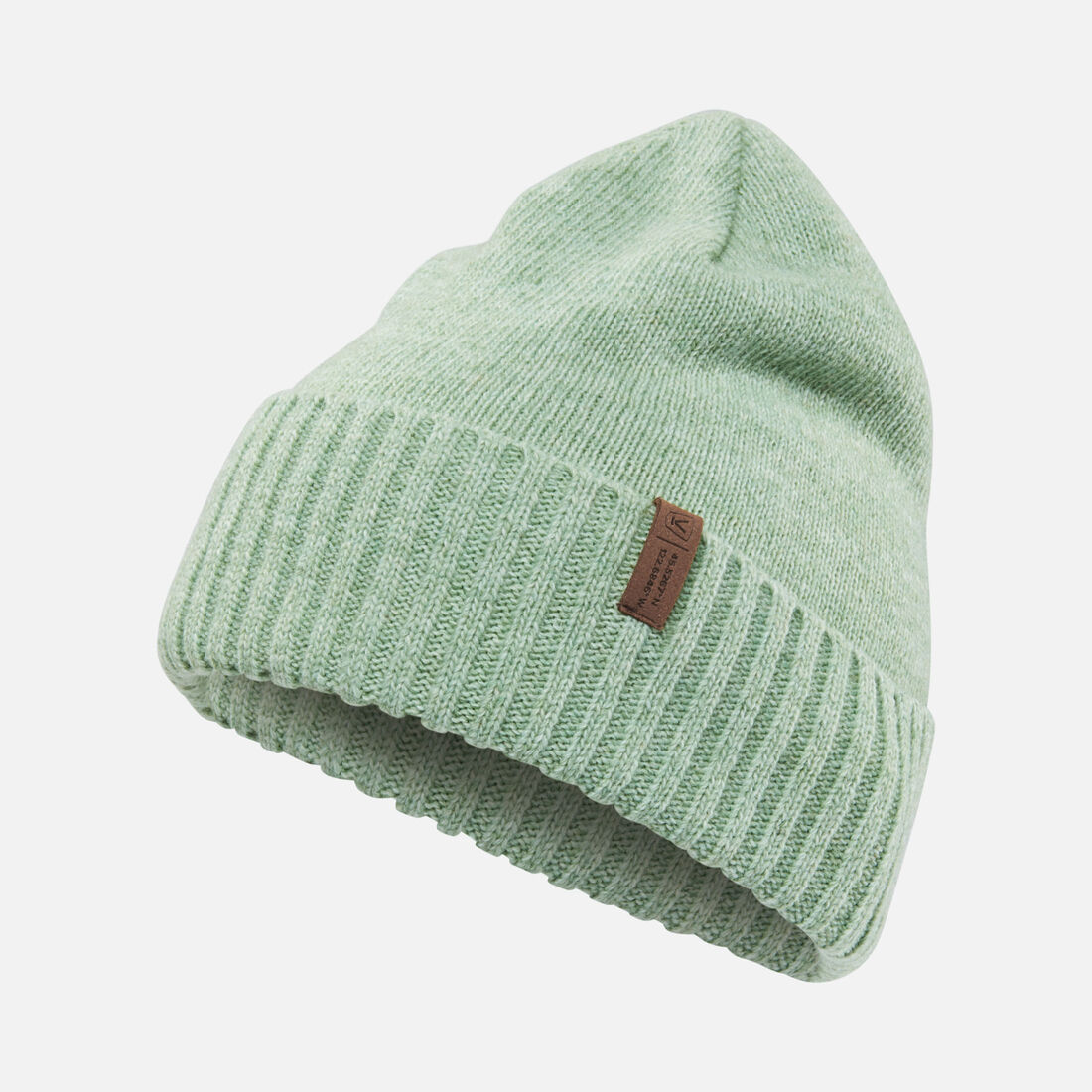 Locale Beanie in MINT - large view.