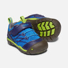 Toddlers' Chandler Cnx Trainers in Brilliant Blue/Blue Depths - small view.