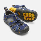 Little Kids' SEACAMP II CNX in BLUE DEPTHS/GARGOYLE - small view.