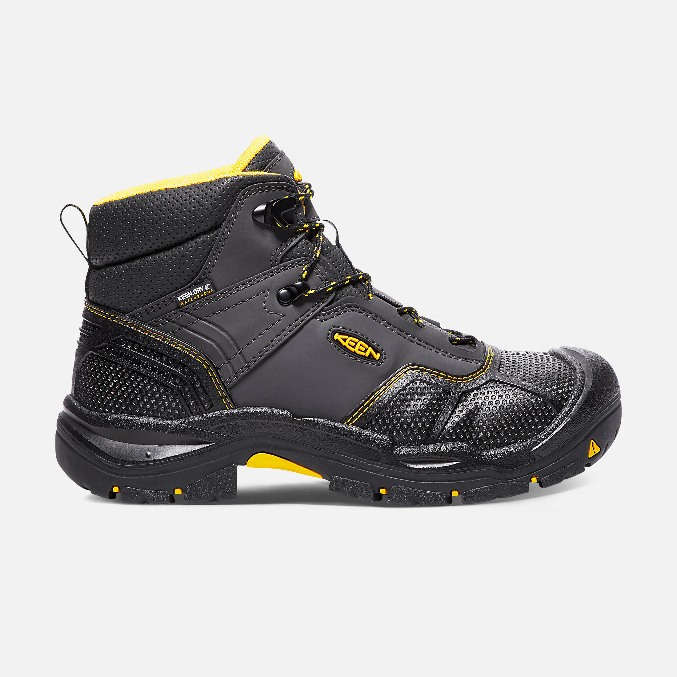 menu0027s logandale waterproof boot steel toe in ravenblack small view