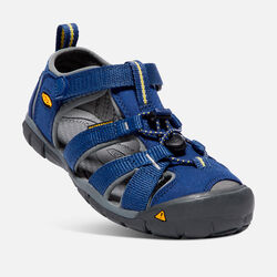 Big Kids' SEACAMP II CNX in Blue Depths/Gargoyle - small view.