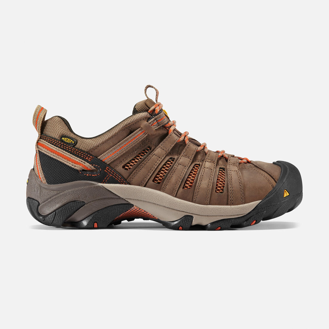 5871564c4f0 Men's Flint Low - Steel Toe Work Shoes | KEEN Footwear