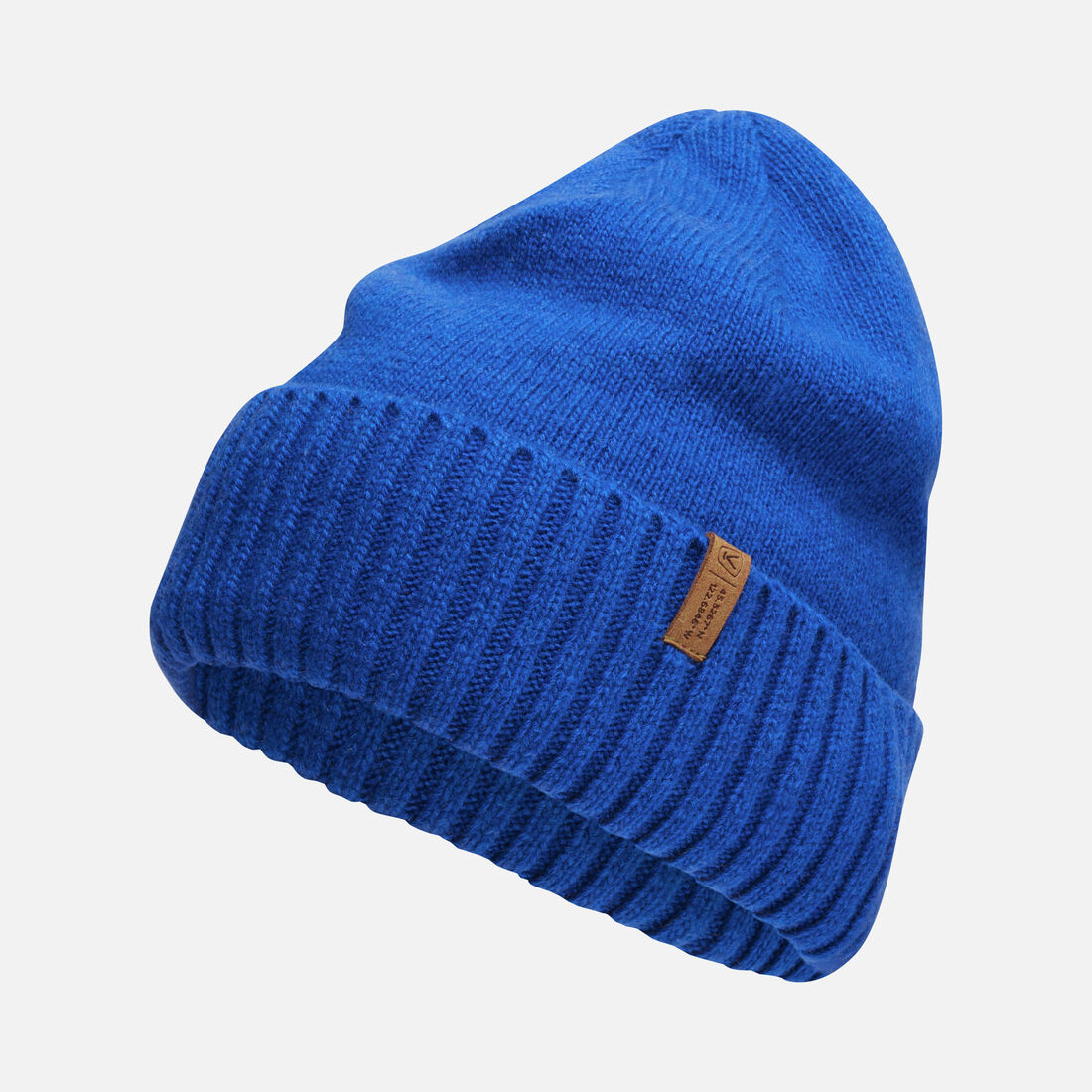 Locale Beanie in Brilliant Blue - large view.