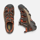 Men's Arroyo II Sandals in Black Olive/Bombay Brown - small view.