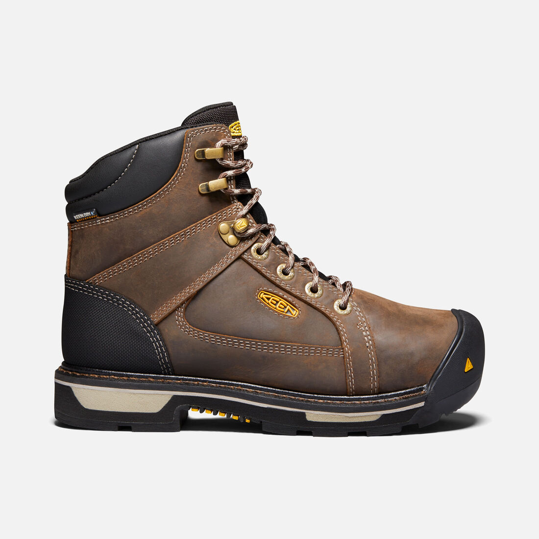 e7abc4a83e1 Men's Oakland Steel Toe Waterproof Work Boots | KEEN Footwear