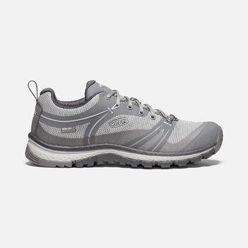 Women's TERRADORA Waterproof in STEEL GREY/MAGNET - large view.