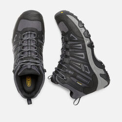 MEN'S OAKRIDGE WATERPROOF MID HIKING BOOTS in Magnet/Gargoyle - small view.