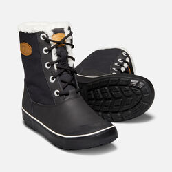 Elsa L Boot pour femme in Black - small view.