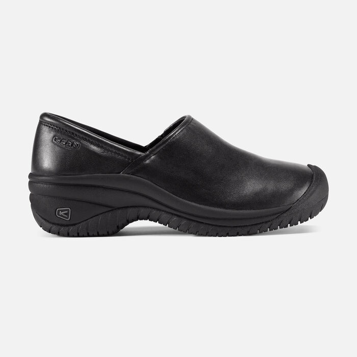 Women's PTC Slip-On II in Black - large view.