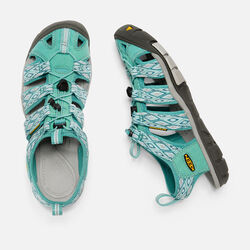 Women's Clearwater CNX in Lagoon/Vapor - small view.