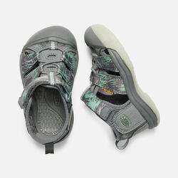 Toddlers' Newport H2 in STEEL GREY/GLOW - small view.
