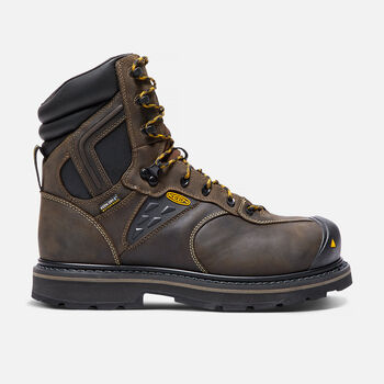 Men's CSA Tacoma XT Boot (Composite Toe) in Cascade Brown - large view.