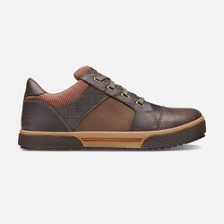 Men's Destin Low (Steel Toe) in Cascade Brown/Bombay Brown - small view.
