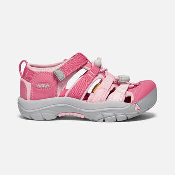 Little Kids' Newport H2 in RAPTURE ROSE/POWDER PINK - large view.