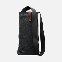 Adventure Blanket Tote in Charcoal - small view.