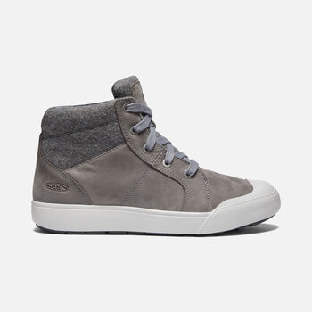 Women's Elena Mid Casual Boots in STEEL GREY/VAPOR - large view.