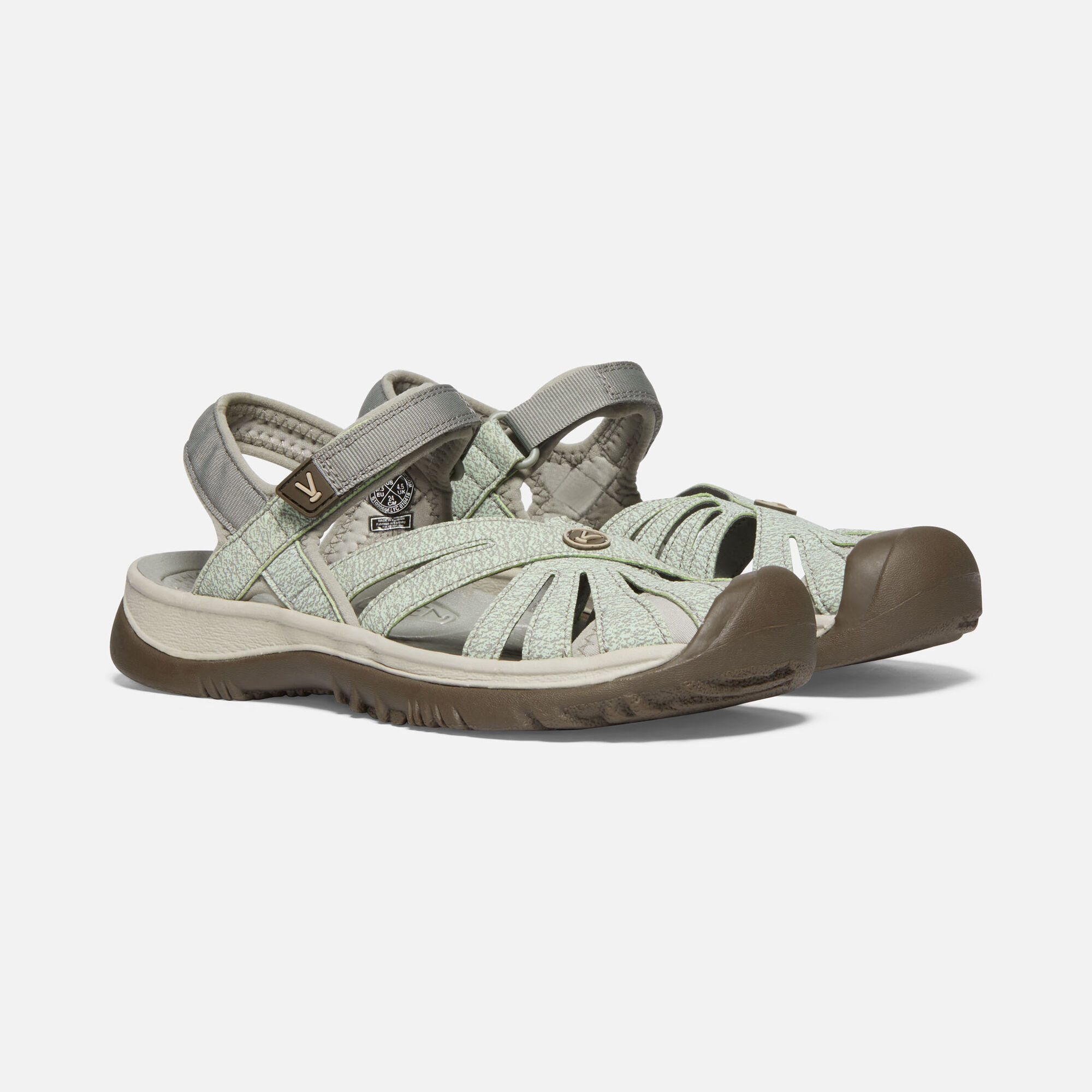 22e2649b1f1 Women s Rose Sandal in LILY PAD CELADON - small view.