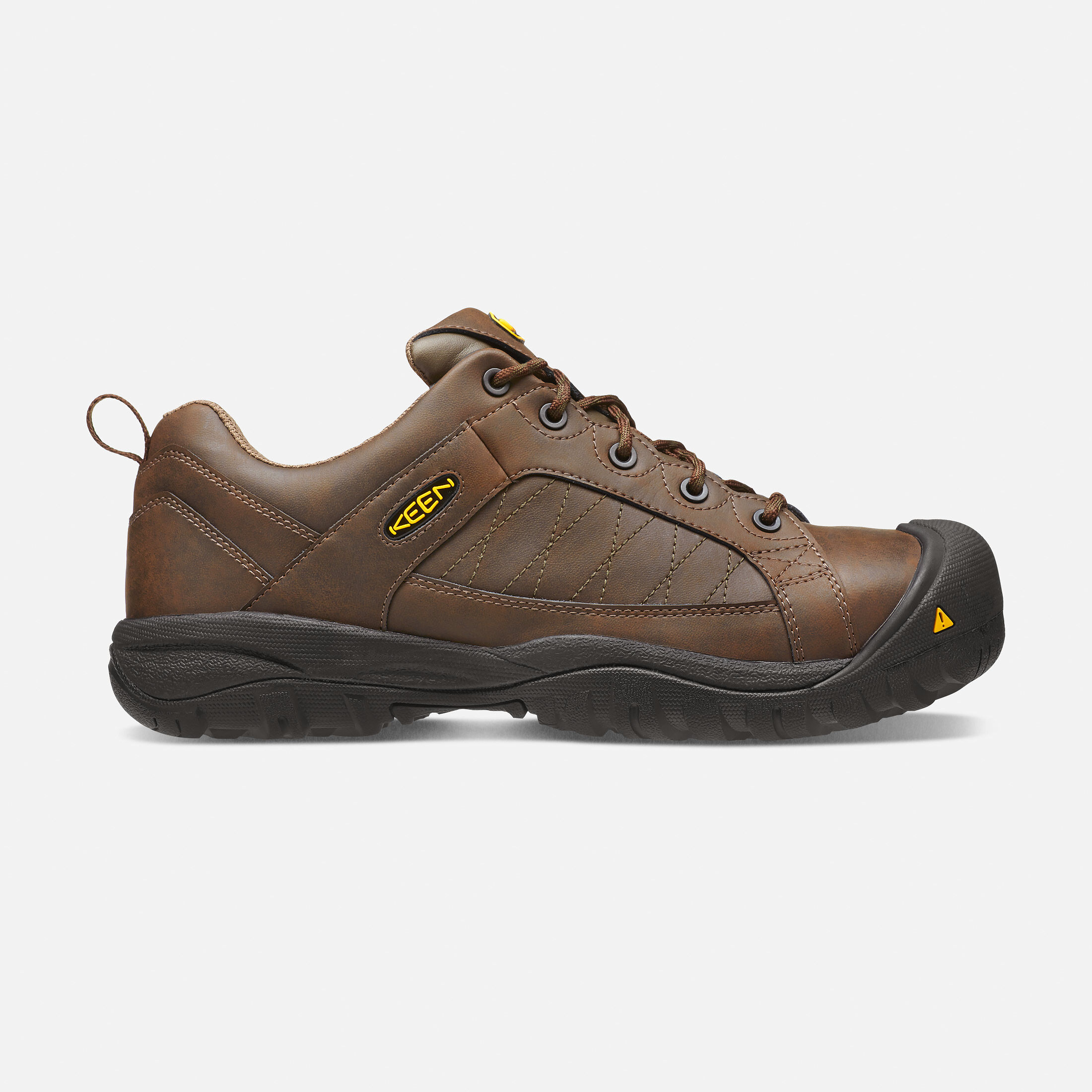 Men's Mesa ESD (Steel Toe) in Cascade Brown/Forest Night - large view