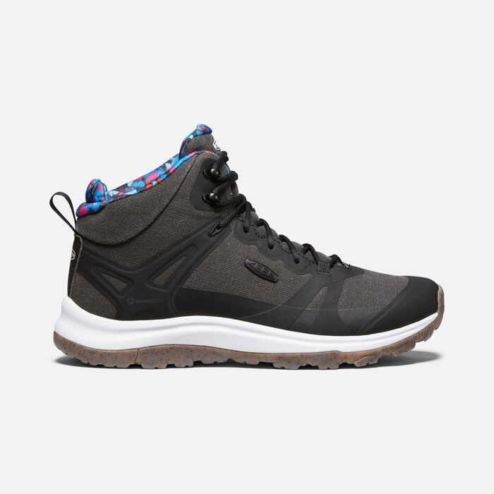 Women's Terradora II Limited Boot in Black/White - large view.