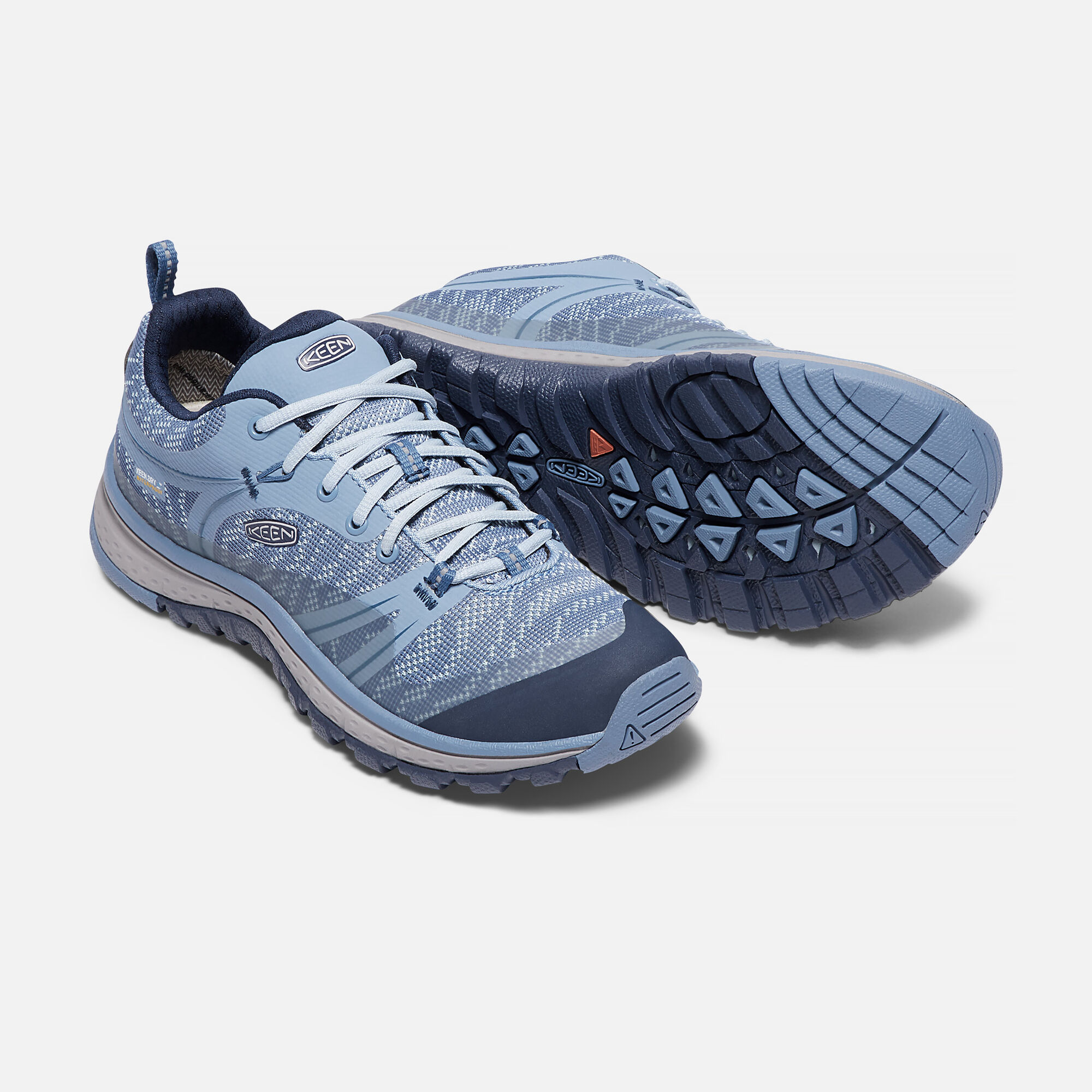 0bb65a86aeda Women s TERRADORA Waterproof in Blue Shadow Captains Blue - small view.