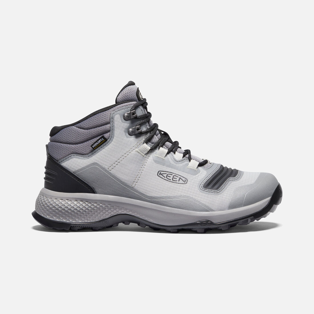 Men's Tempo Flex Waterproof Boot in Drizzle/Black - large view.