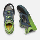 Men's RALEIGH (Aluminum Toe) in Neutral Grey/Greenery - small view.