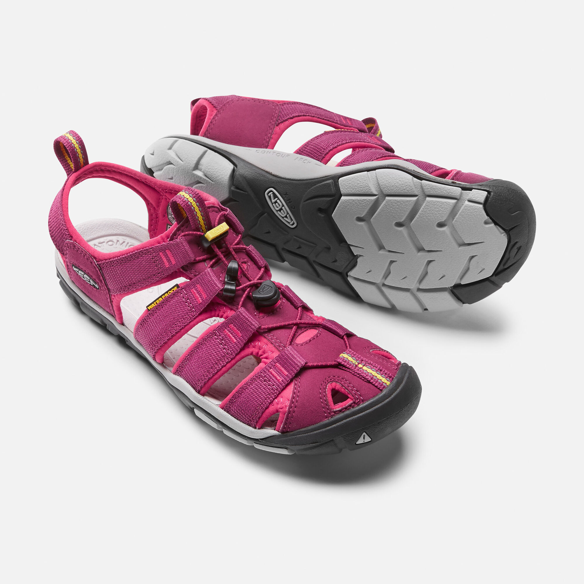 727e8722790b WOMEN S CLEARWATER CNX SANDALS in Anemone Acacia - small view.