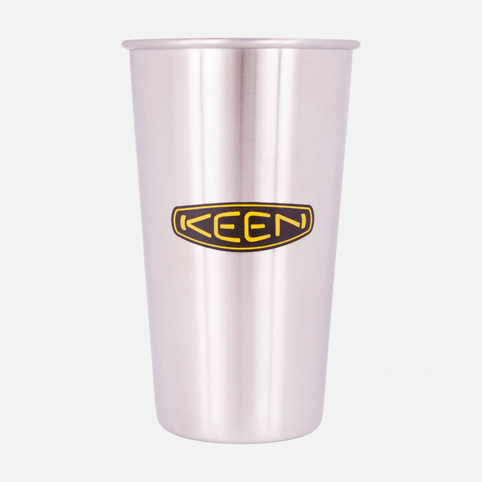 KEEN Pint Cup in Silver - large view.