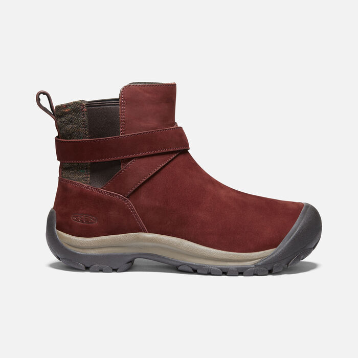 Women's Kaci II Winter Pull On Boot in Andorra/Canteen - large view.