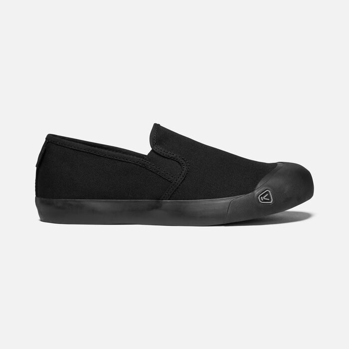 Men's Coronado III Slip-On in BLACK - large view.