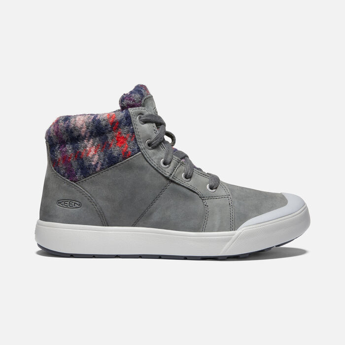 Women's Elena Mid Boot in Pewter/Drizzle - large view.
