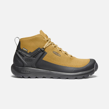 Men's CITIZEN EVO MID WP in COYOTE/BLACK - large view.