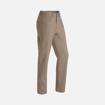 MEN'S NORTH COUNTRY PANT in WARM GREY - large view.