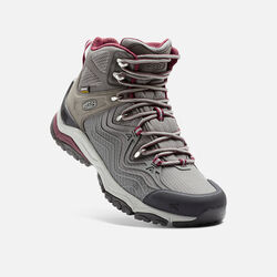 Women's APhlex Waterproof Boot in Raven/Gargoyle - small view.