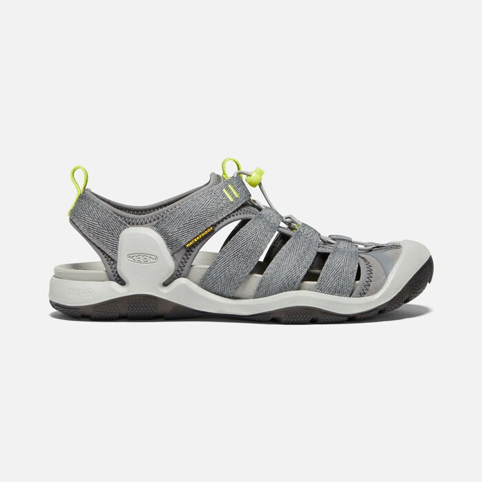 Men's CNX II in Steel Grey/Evening Primrose - large view.