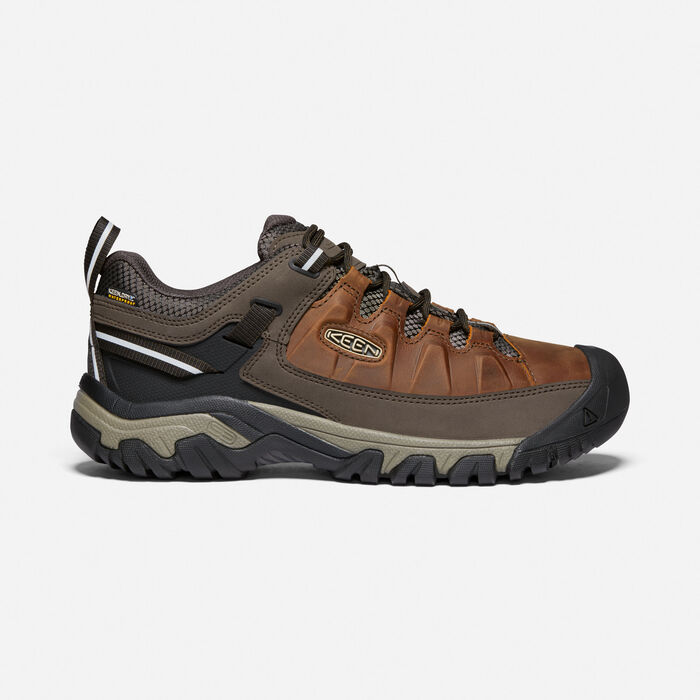 TARGHEE III Waterproof Pour Homme in Chestnut/Mulch - large view.