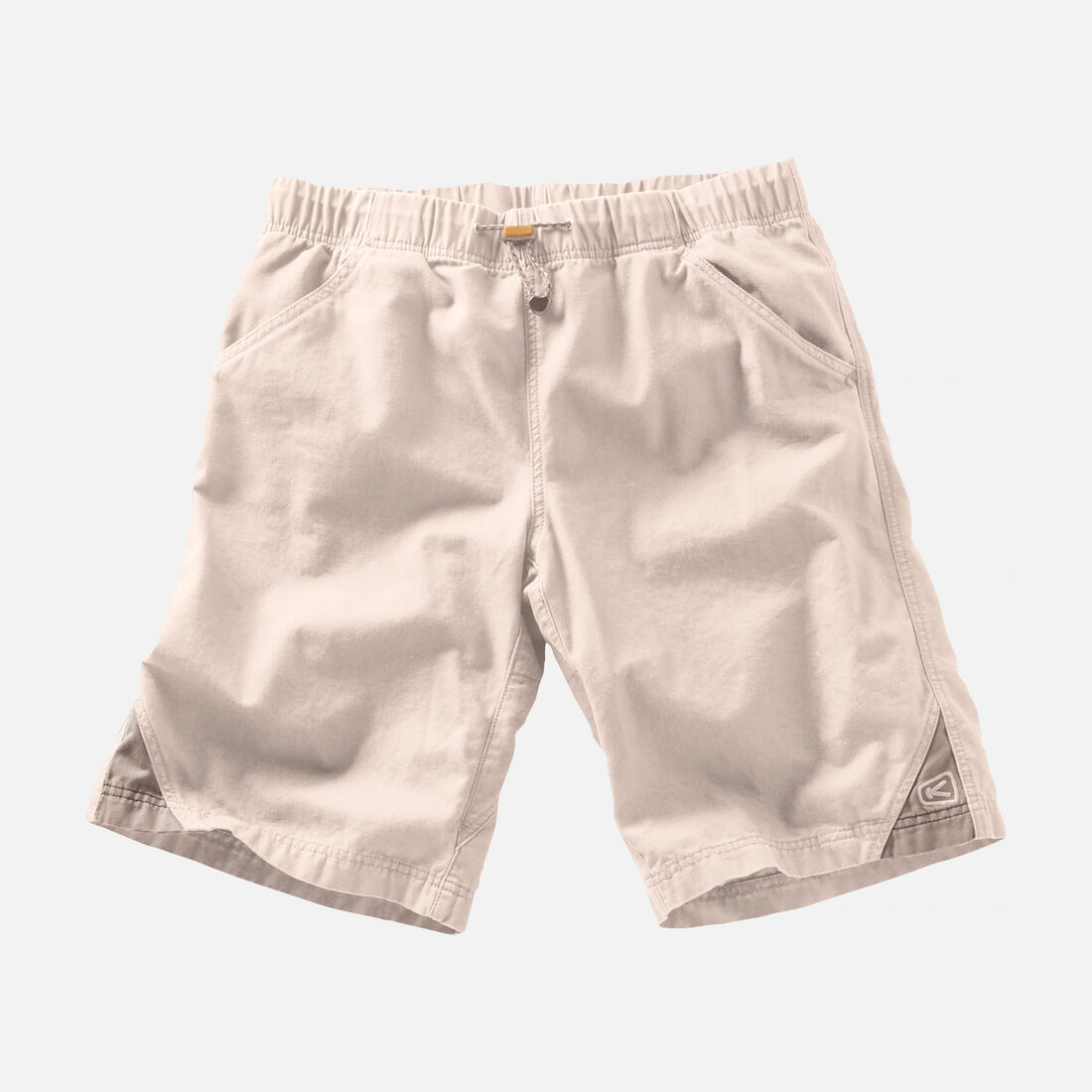 Men's Slacker Short in Stone/Khaki - large view.