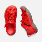 OLDER KIDS' NEWPORT H2 SANDALS in FIERY RED - small view.