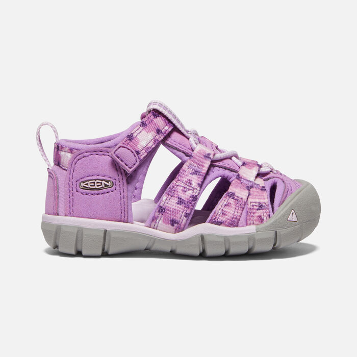 Toddlers' Seacamp II CNX in African Violet/Lavender Fog - large view.