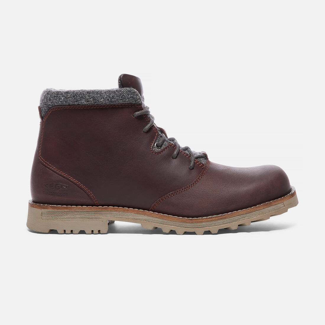 The Slater' Waterproof Boot pour homme in Gibraltar/Raven - large view.
