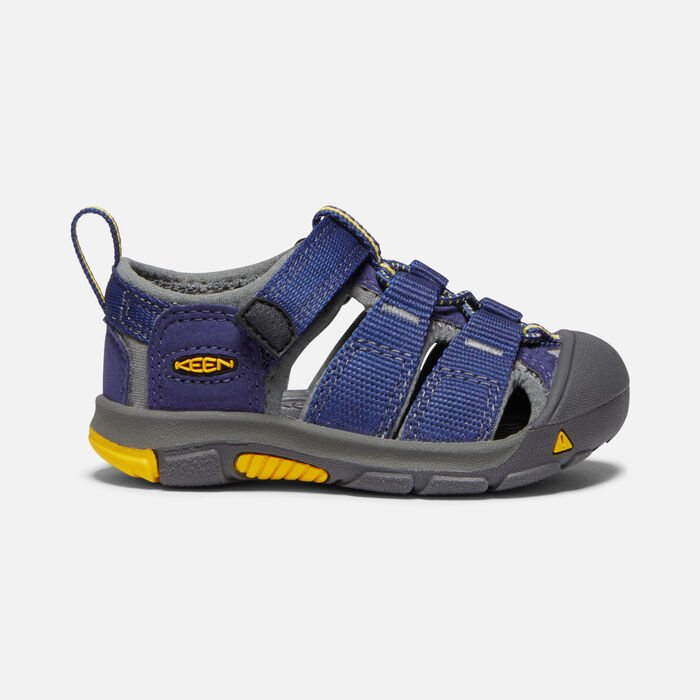 Toddlers' Newport H2 Sandals in BLUE DEPTHS/GARGOYLE - large view.
