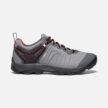 Men's Venture Waterproof in STEEL GREY/AURA ORANGE - large view.